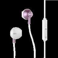 Handsfree Ακουστικά Remax RM-711 - Ροζέ Χρυσό