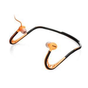 Handsfree Αθλητικά Ακουστικά Remax RM-S15 - Πορτοκαλί