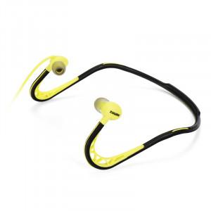 Handsfree Αθλητικά Ακουστικά Remax RM-S15 - Κίτρινο