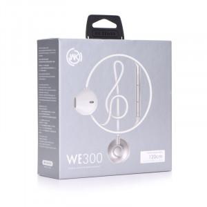 Handsfree Ακουστικά WK-Design WE300 - Άσπρο