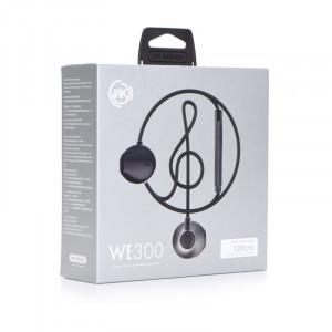 Handsfree Ακουστικά WK-Design WE300 - Μαύρο