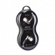 Handsfree Ακουστικά WK-Design Wi90 - Άσπρο