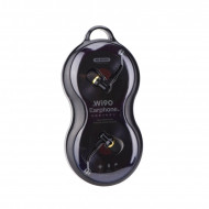 Handsfree Ακουστικά WK-Design Wi90 - Μαύρο