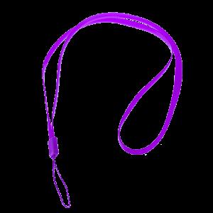 Strap Λουράκι Κινητού (Καρπού) - Μοβ