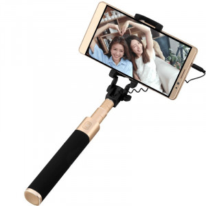 Selfie Stick Huawei AF11 - Μαύρο / Χρυσό