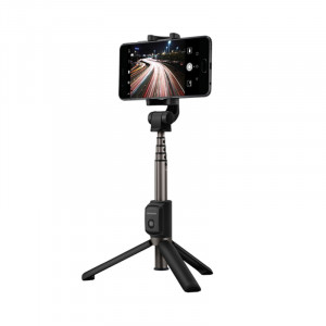 Selfie Stick Tripod Huawei AF15 Bluetooth - Μαύρο