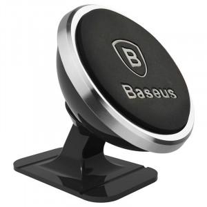 Βάση Στήριξης Αυτοκινήτου Μαγνητική Baseus 360 - Μαύρο