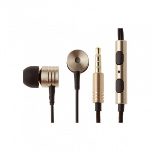 Handsfree XIAOMI Mi IN-EAR Headphones - Χρυσό