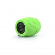 Ηχείο Bluetooth Blun Silicon Αδιάβροχο - Πράσινο