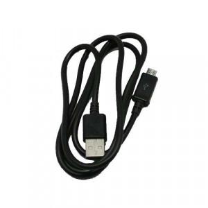Καλώδιο φόρτισης και μεταφοράς δεδομένων MICRO USB ΣΕ USB 1m - Μαύρο