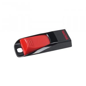 Στικάκι USB SANDISK Pendrive 16GB CRUZER EDGE USB 2.0 - Μαύρο