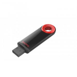 Στικάκι USB SANDISK Pendrive 16GB CRUZER DIAL USB 2.0 - Μαύρο