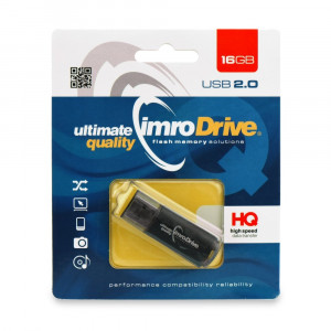 Στικάκι USB IMRO Black 16GB