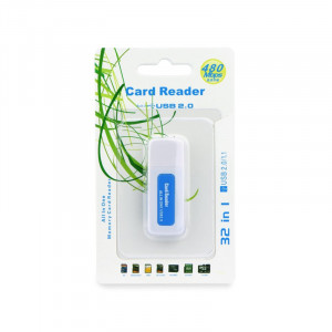 Card Reader All in One USB 2.0