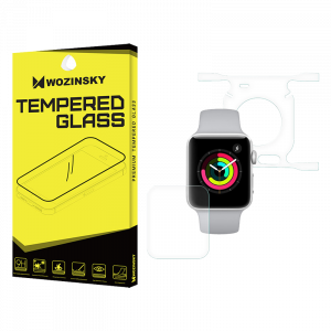Μεμβράνη Wozinsky Full Body Self Repair 360 Προστασία για Apple Watch 3rd 38mm