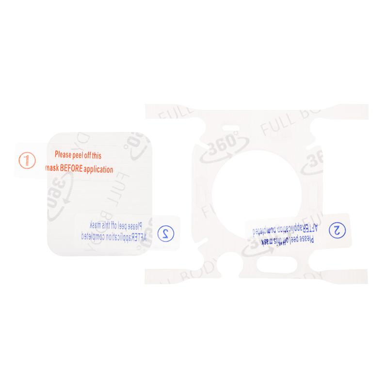 Μεμβράνη Wozinsky Full Body Self Repair 360 Προστασία για Apple Watch 3rd 38mm