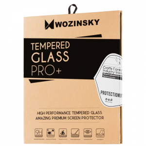 Tempered Glass Wozinsky 9H PRO+ Προστασία Οθόνης για Apple iPad Air 2/Pro 9.7/iPad 9.7 2017/2018