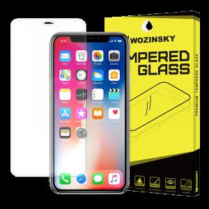 Tempered Glass Wozinsky Full Glue 9H Προστασία οθόνης για Apple iPhone X / XS - Διάφανο