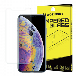 Tempered Glass Wozinsky 9H Προστασία Οθόνης για Apple iPhone X / XS Box