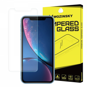 Tempered Glass Wozinsky 9H Προστασία Οθόνης για Apple iPhone XR Box