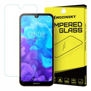 Tempered Glass Wozinsky 9H Προστασία Οθόνης για Huawei Y5 2019 Box