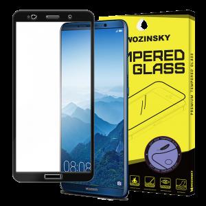Tempered Glass Wozinsky 9H Προστασία Οθόνης Full Cover Soft Frame για Huawei Mate 10 Pro - Μαύρο