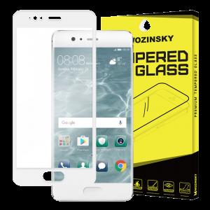 Tempered Glass Wozinsky Full Screen Super 9H Προστασία οθόνης για Huawei P10 - Άσπρο