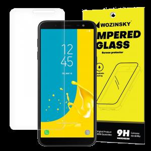 Tempered Glass Wozinsky 9H Προστασία Οθόνης για Samsung Galaxy J6 2018