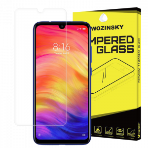 Tempered Glass Wozinsky 9H Προστασία Οθόνης για Xiaomi Redmi 7 Box