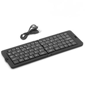 Πληκτρολόγιο Bluetooth Πτυσσόμενο FOLDABITS - Μαύρο