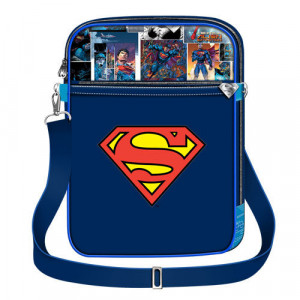 Τσάντα Tablet Ώμου Karactermania DC Comics Superman