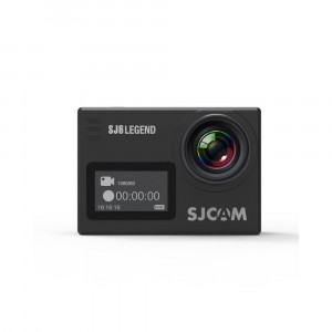 Action Camera SJCAM SJ6 Legend WiFi 4K - Μαύρο