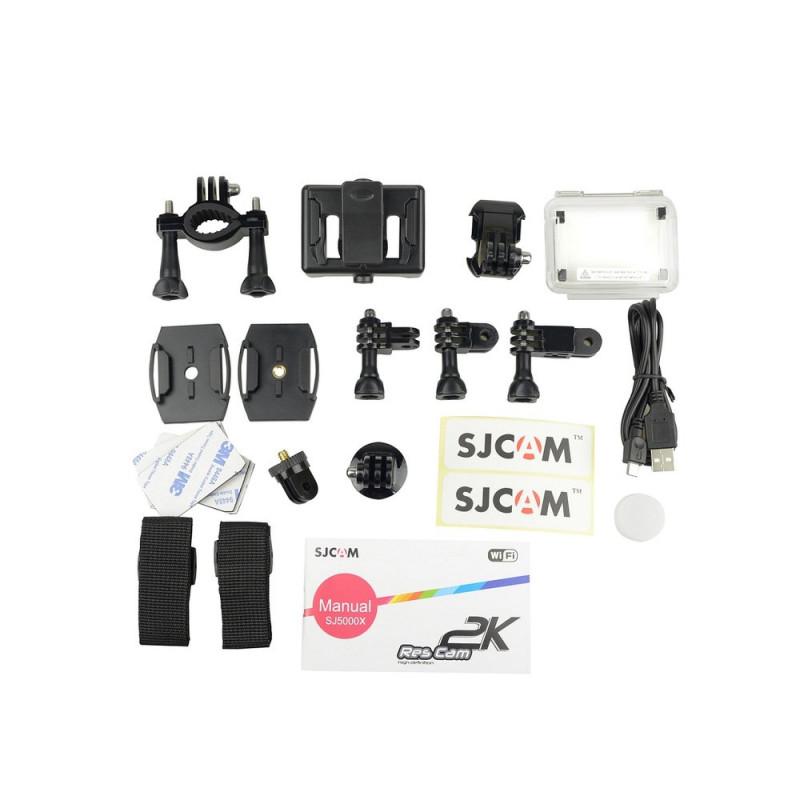 Action Camera SJCAM SJ6 Legend WiFi 4K - Μαύρο