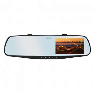 Dash Camera Xblitz Mirror 2016 Καταγραφικό Οδήγησης