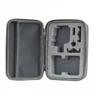 Βαλιτσάκι για Action Cameras GoPro Middle Size - Μαύρο