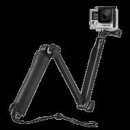 Τρίποδας Selfie Stick για Action Cameras GoPro / SJCAM
