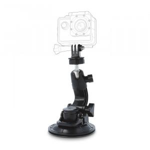 Βάση Αυτοκινήτου Forever για Action Cameras - Μαύρο