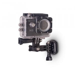 Πλαϊνή Βάση Στήριξης Forever για Action Cameras - Μαύρο