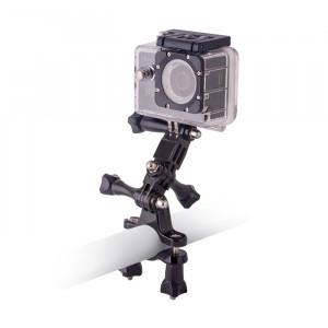 Βάση Ποδηλάτου Forever για Action Camera - Μαύρο
