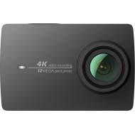 Action Camera Yi Technology 4K 12MP CMOS με Wi-Fi και Bluetooth 4.0 - Μαύρο