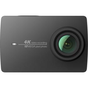 Action Camera Yi Technology 4K 12MP CMOS με Wi-Fi και Bluetooth 4.0 - Μαύρο