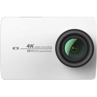 Action Camera Yi Technology 4K 12MP CMOS με Wi-Fi και Bluetooth 4.0 - Άσπρο