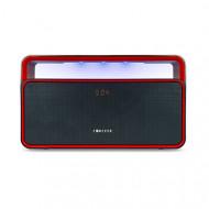 Ηχείο Bluetooth Forever BS-600 - Μαύρο/Κόκκινο