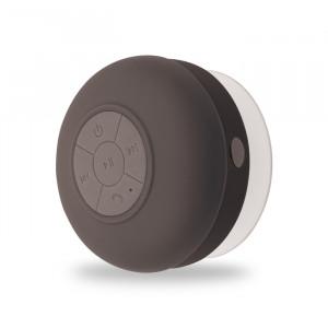 Ηχείο Bluetooth Forever BS-330 Αδιάβροχο με Βάση Βεντούζα - Μαύρο