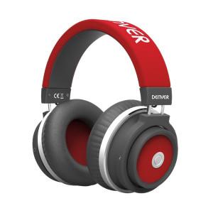 Ακουστικά Bluetooth Denver Electronics BTH-250 - Κόκκινο