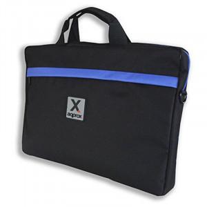 """Τσάντα Μεταφοράς για Laptop APPROX! APPNB15S 15.6"""" - Μαύρο / Μπλε"""