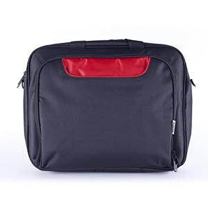 """Τσάντα Μεταφοράς για Laptop APPROX! NBCP15 15.6"""" - Μαύρο / Κόκκινο"""