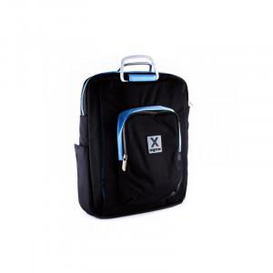 """Τσάντα Μεταφοράς για Laptop APPROX! APPNBST15BBL 15.6"""" - Μαύρο / Μπλε"""