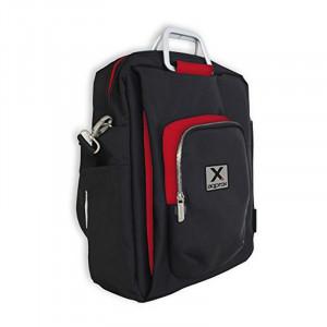 """Τσάντα Μεταφοράς για Laptop APPROX! APPNBST15BR 15.6"""" - Μαύρο / Κόκκινο"""