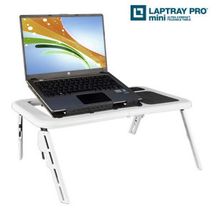Laptray Pro Mini Τραπεζάκι για Λάπτοπ με ανεμιστηράκι